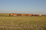 BNSF 5056, 5485, and 7612
