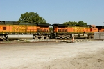 BNSF 5056 and BNSF 5485