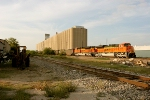BNSF 9259 and BNSF 9285