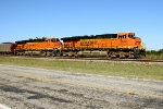 BNSF 5848 and BNSF 5948