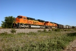 BNSF 9151 and BNSF 6132
