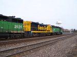BNSF 4253
