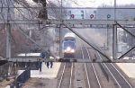 Through the signal bridge