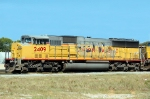 UP SD60M # 2409