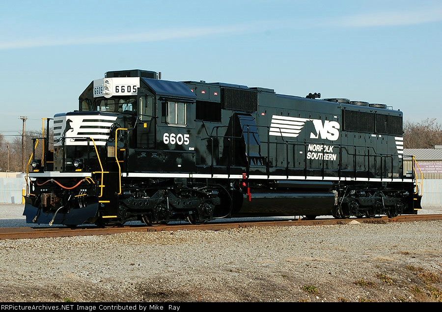 NS SD60 # 6605