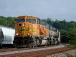 NS loaded coal train 736