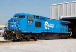 NS (Conrail) D8-40C # 8318