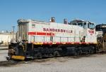 Sandersville Railroad 1400