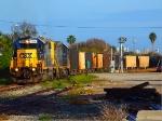 Conrad Yelvington Open Hopper Train