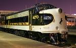 NS 4270 at the platform