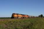 BNSF 9921