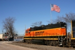 BNSF , Now this is a way to end a great year!
