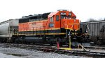 NS #3520 in its soon to be gone paint scheme