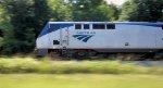 Pacing Amtrak #1