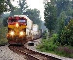 KCS #4697 heading east