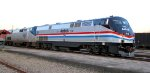 Amtrak Heritage unit #145