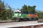 BNSF 2821/BNSF 3005