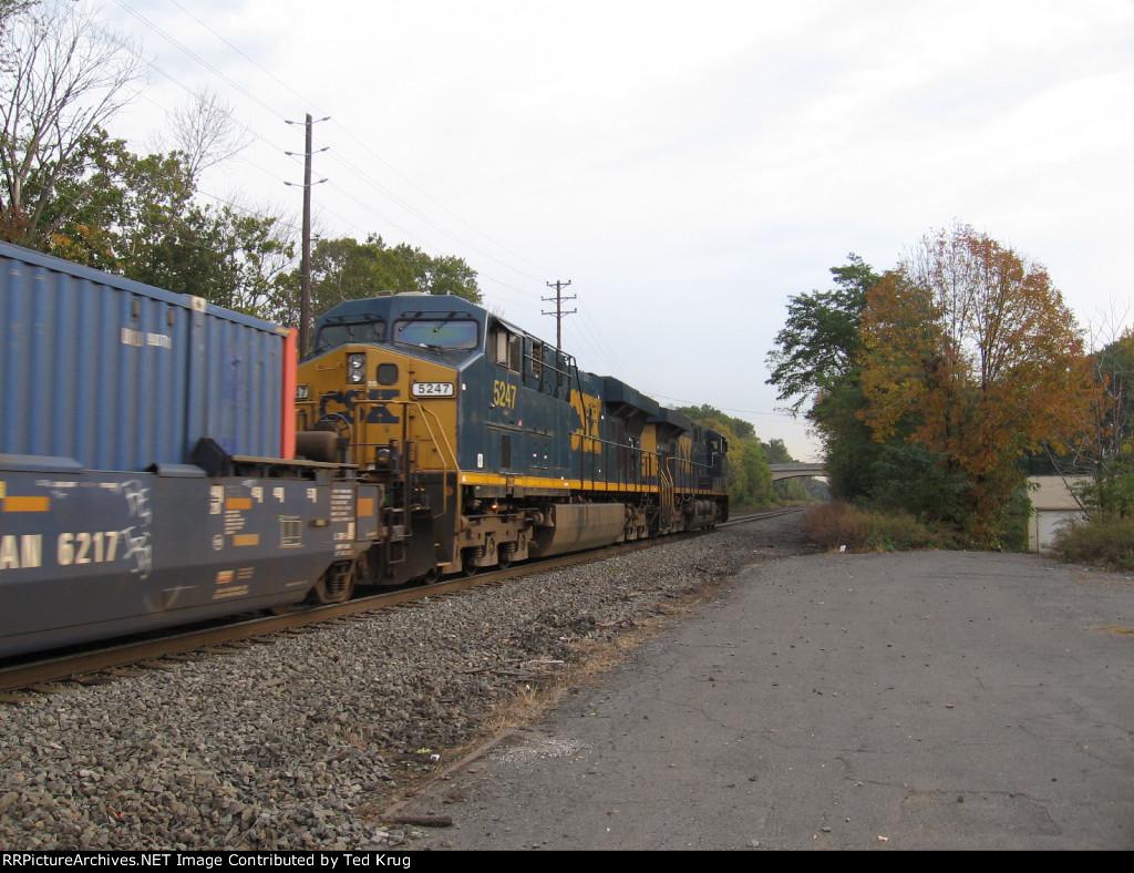 CSX 5403 & 5247