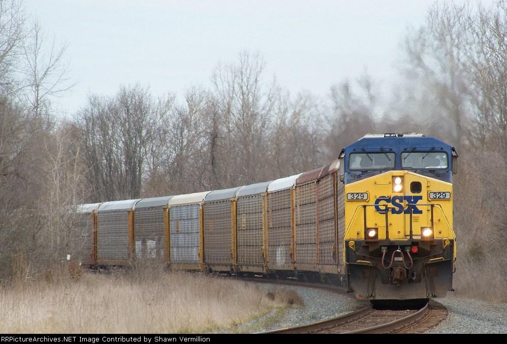 CSX 329