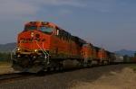 BNSF 7411 West