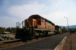 BNSF Rail Train