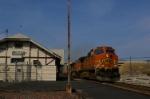 BNSF 4513 East