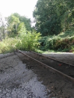 Former Erie Westbound Main Track