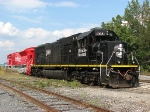 IC 1008 with Indiana Railroad SD9043MAC 9002 fresh from VMV