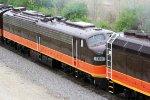SLRG 100 is freshly repainted, ex-IC/CN 100