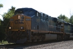 Close Up of CSX 5438