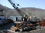 Fanklin Steel Crane