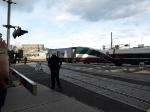 Keeping the (railroad) peace....