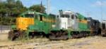 Columbus & Greenville west end locomotives