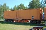 BC Rail, Ltd. (BCOL) Provision & Camp Supply Car No. 992356
