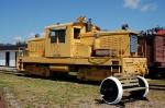Prince George Railway & Forestry Museum (PGRFM) Atlas 65 Ton No. 1990