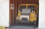 Prince George Railway & Forestry Museum (PGRFM) Track Speeder No. CC713