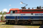 BC Rail, Ltd. (BCOL) EMD GF6C No. 6001
