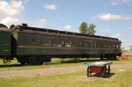 "Grand Trunk Pacific Railway (GTP) Business Car No. 3410 ""Nechako"""