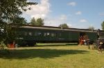 "BC Rail, Ltd. (BCOL) Passenger Coach No. 990602 ""Takla Coach"""