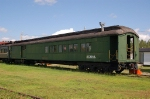 "BC Rail, Ltd. (BCOL) Passenger Coach No. 990602 ""Takla Coach"""