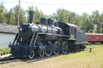 Canadian National Railway (CN) H-4-A, 4-6-0 Steam Locomotive No. 1520