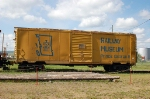 Prince George Railway & Forestry Museum (PGRFM) Box Car No. 31