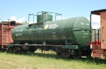 BC Rail, Ltd. (BCOL) Diesel Fuel Tank Car No. 1934