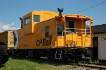 CP Rail (Canadian Pacific Limited - CP) Wide Vision Caboose No. 434315