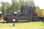 Canadian National Railway (CN) MoW Jordan Spreader No. 51070