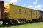 BC Rail, Ltd. (BCOL) MoW Bunk Car No. 992010