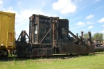 Canadian National Railway (CN) MoW Jordan Spreader No. 51070