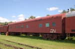 Canadian National Railway (CN) Coach Sleeper Car No. 54953
