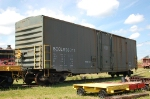 BC Rail, Ltd. (BCOL) Box Car No. 993311