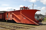 Canadian National Railway (CN) Snow Plow No. 55436